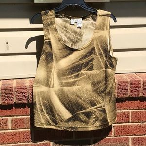Ladies new tank top size 16 by dress barn